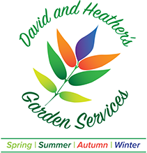 Image of David and Heather's Garden Services logo