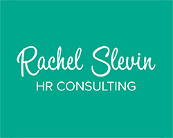 Image of the logo for Rachel Slevin HR Consulting